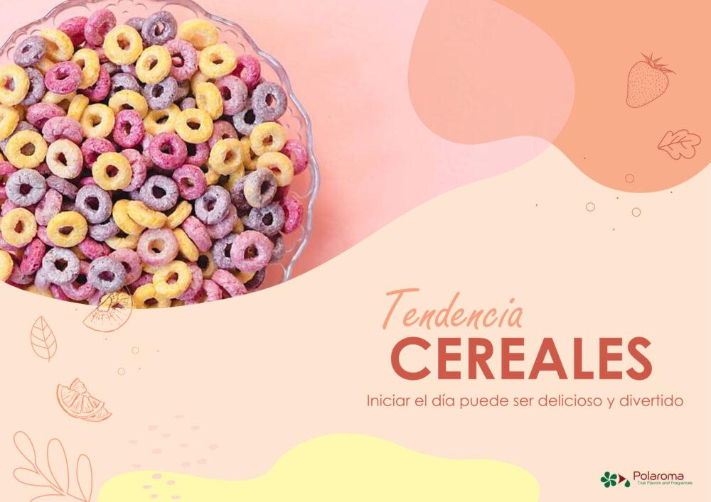Tendencia cereales